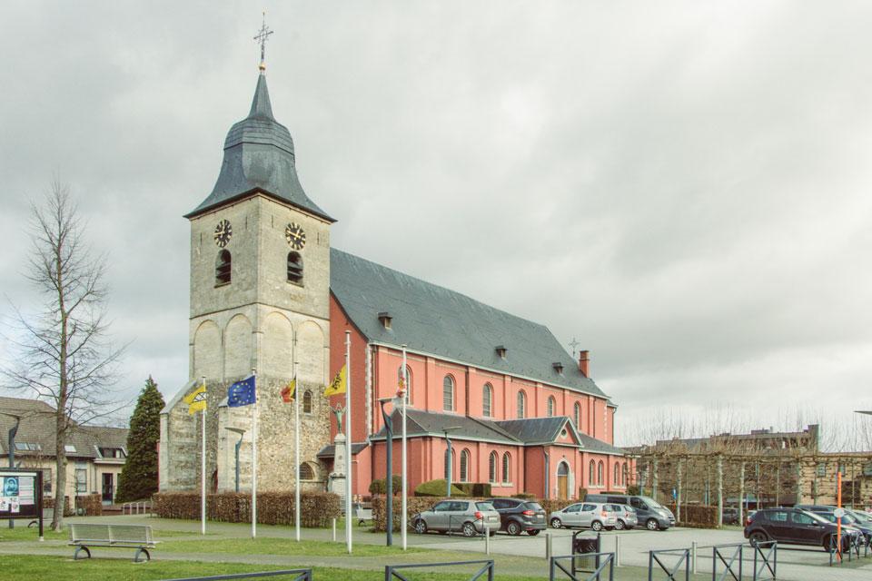 Kerk Hoeselt